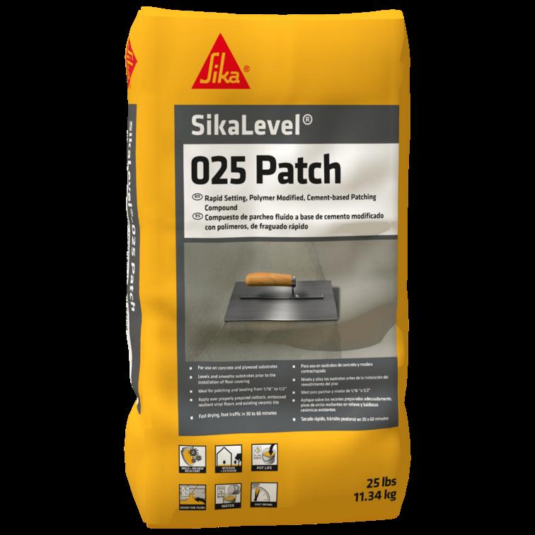 SikaLevel®-025 Patch