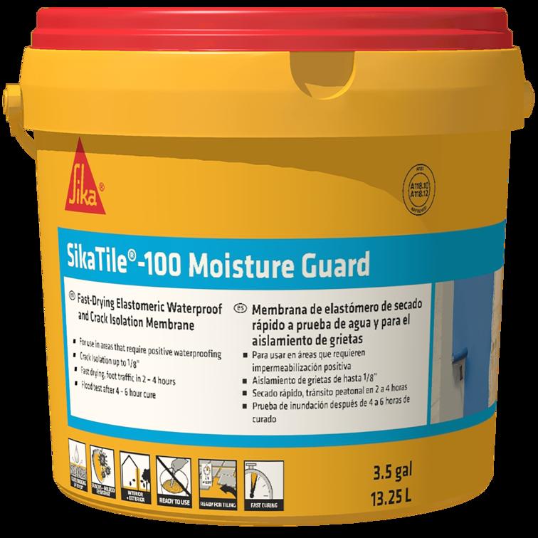 SikaTile®-100 Moisture Guard