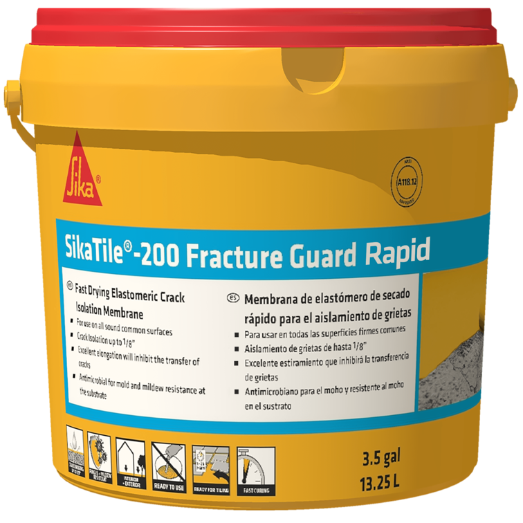 SikaTile®-200 Fracture Guard Rapid