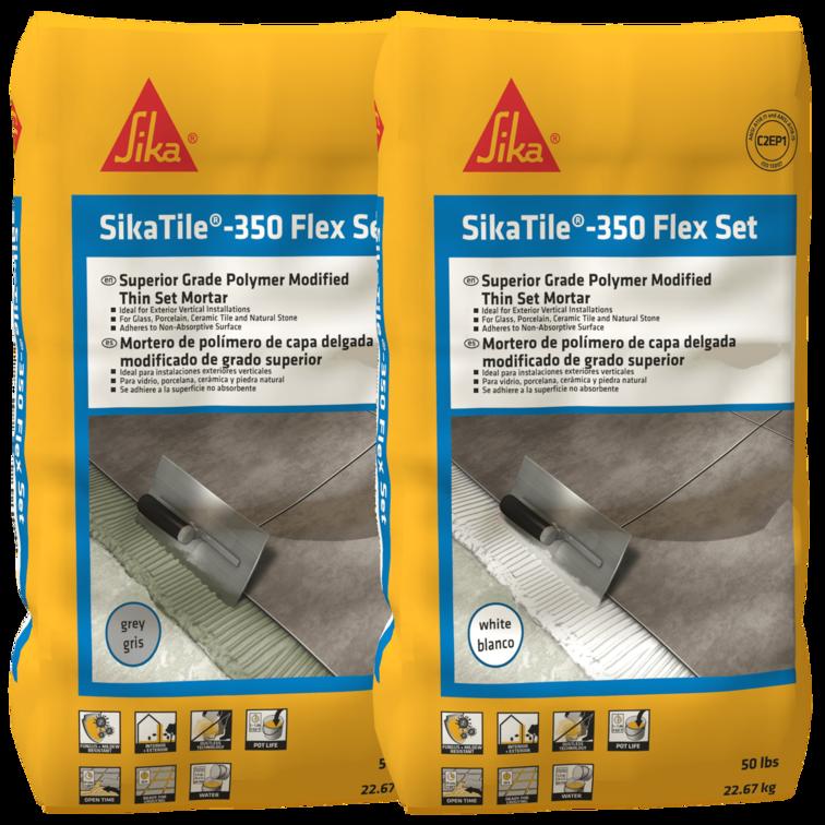 SikaTile®-350 Flex Set