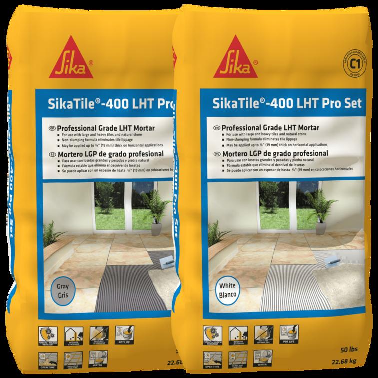 SikaTile®-400 LHT Pro Set