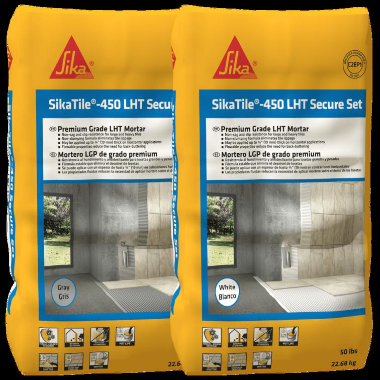SikaTile®-450 LHT Secure Set