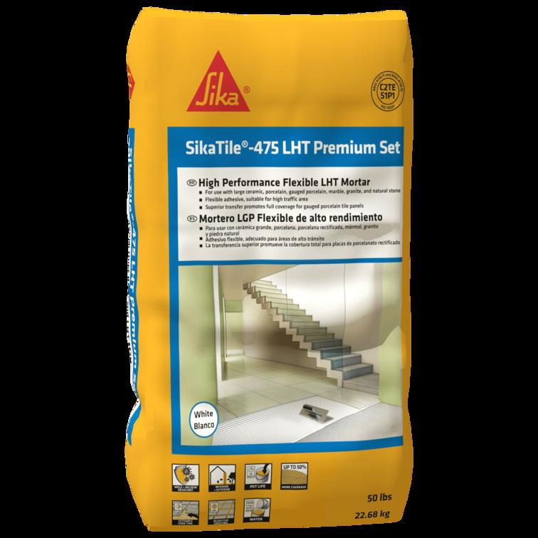 SikaTile®-475 LHT Premium Set