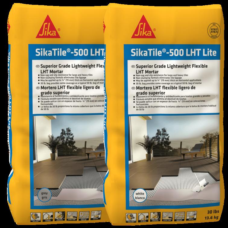 SikaTile®-500 LHT Lite