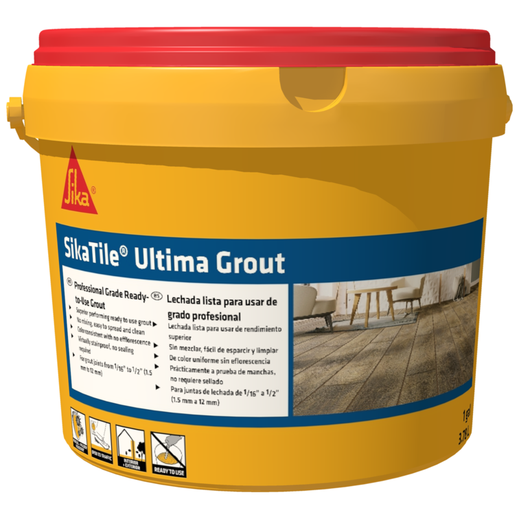 SikaTile® Ultima Grout
