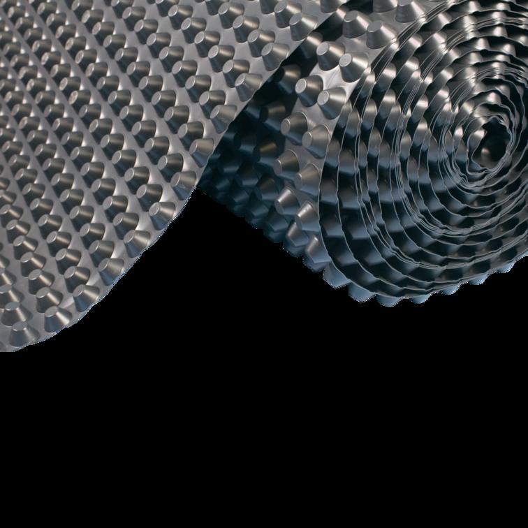 Sika® HD drainage membrane