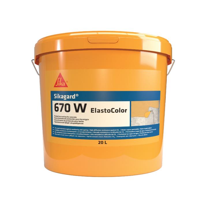 Sikagard®-670 W Elastocolor