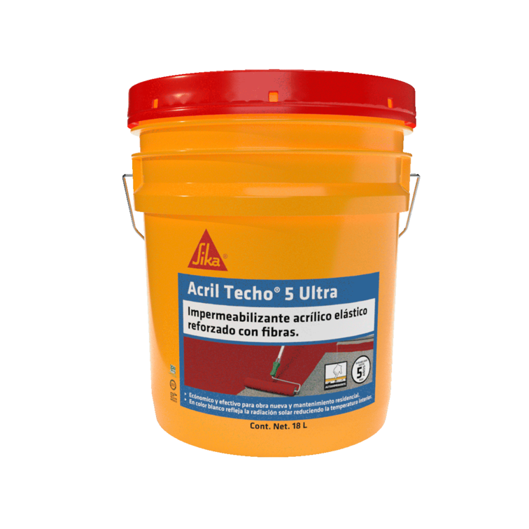 Sika® Acril Techo®-5 Ultra