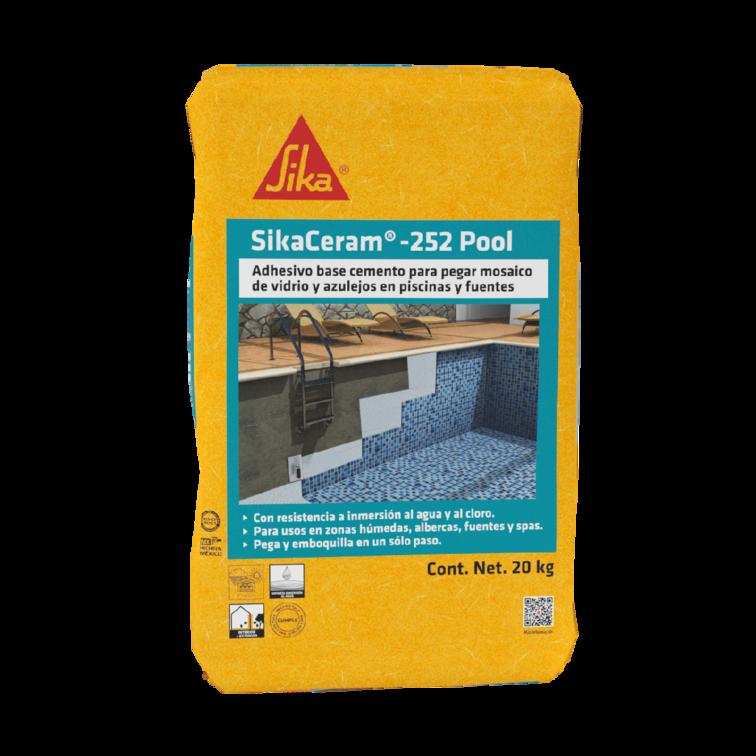 SikaCeram®-252 Pool