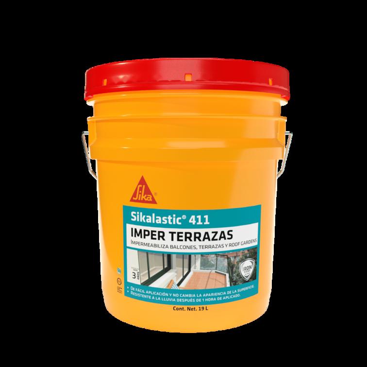 Sikalastic®-411 Imper terrazas