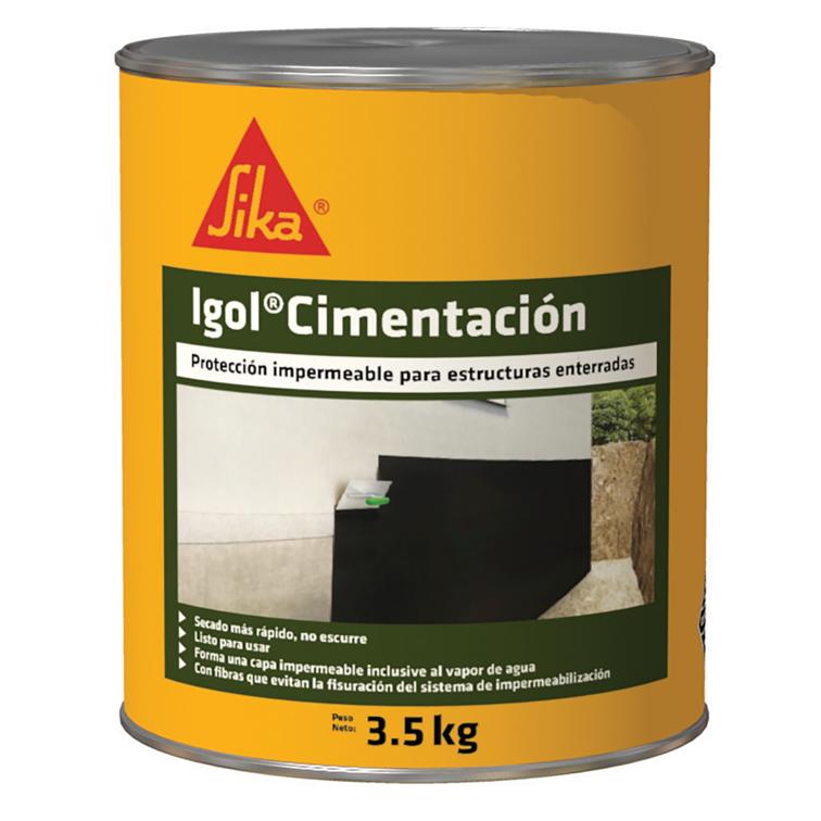 Igol® Cimentaciones