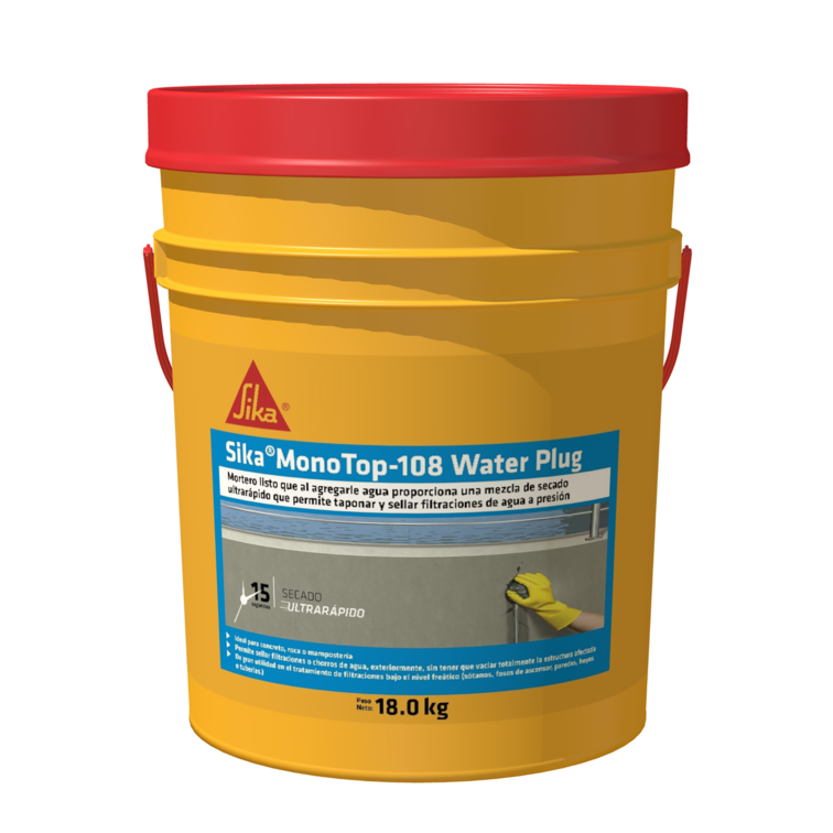 Sika® MonoTop-108 Water Plug CO