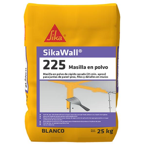 SikaWall®-225 Masilla en Polvo