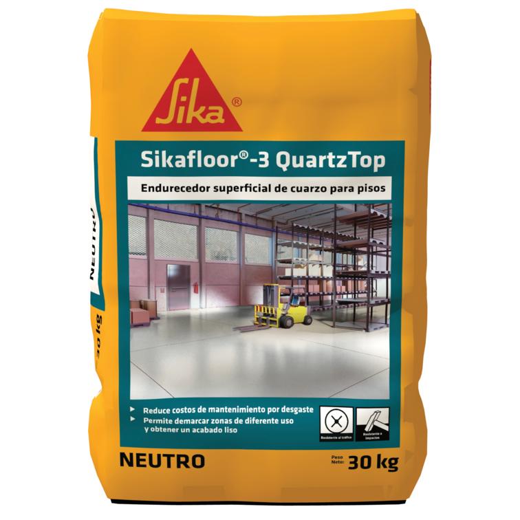 Sikafloor®-3 QuartzTop