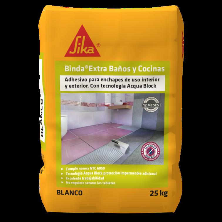 Sika® Binda® Extra Baños y Cocinas