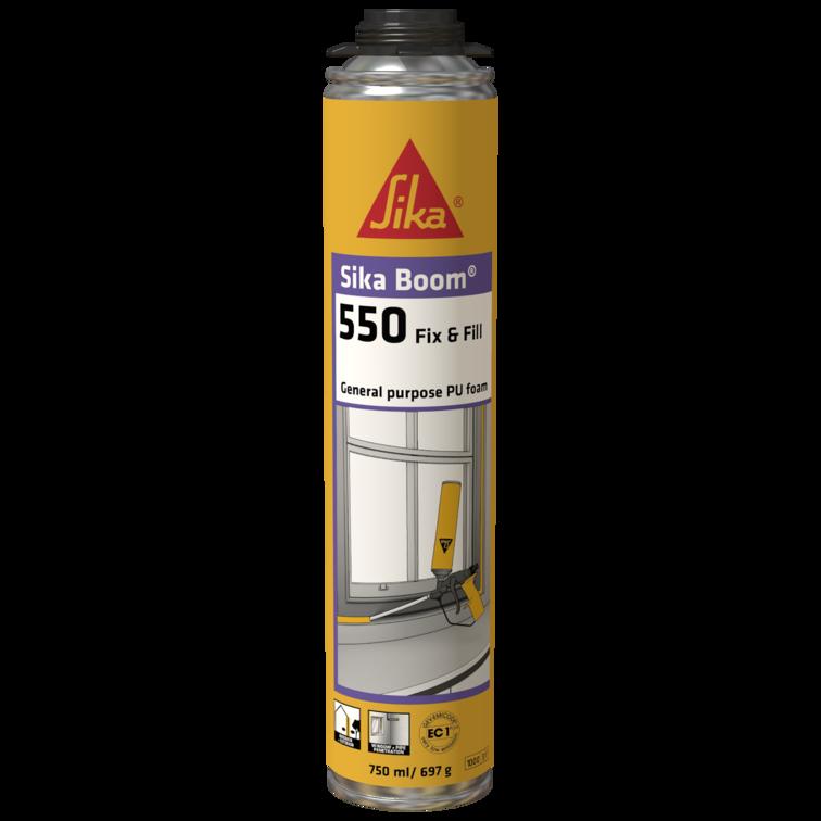 Sika Boom®-550 Fix & Fill