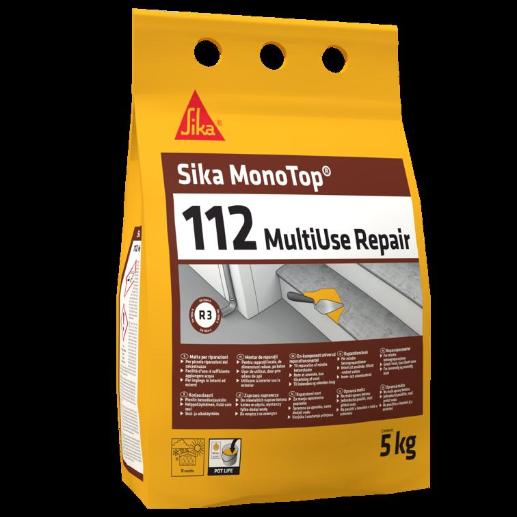 Sika MonoTop®-112 MultiUse Repair