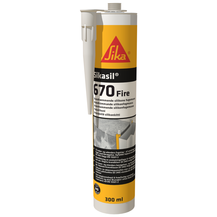 Sikasil®-670 Fire