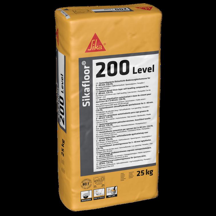 Sikafloor®-200 Level