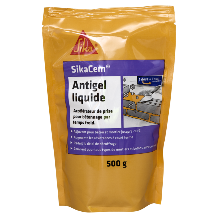 SikaCem® Antigel liquide