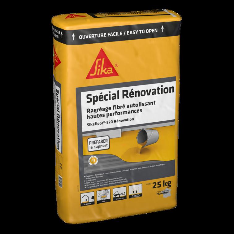 Sikafloor®-320 Rénovation