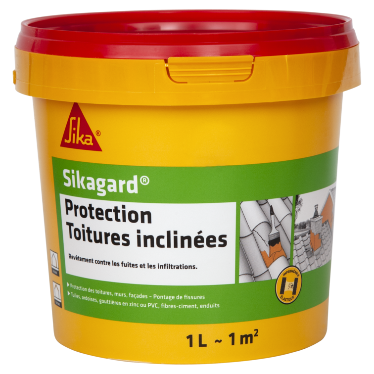 Sikagard® Protection Toiture INCLINEE