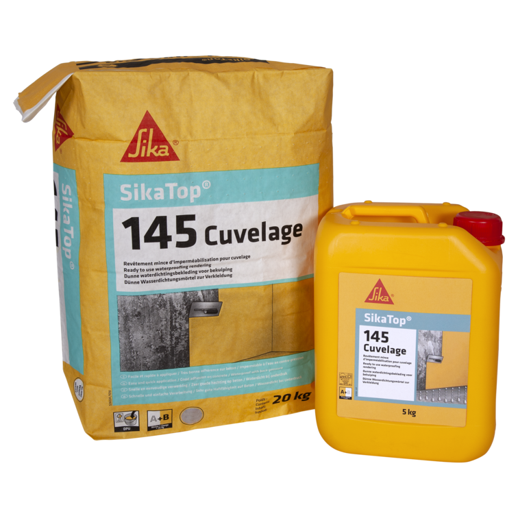 SikaTop®-145 Cuvelage