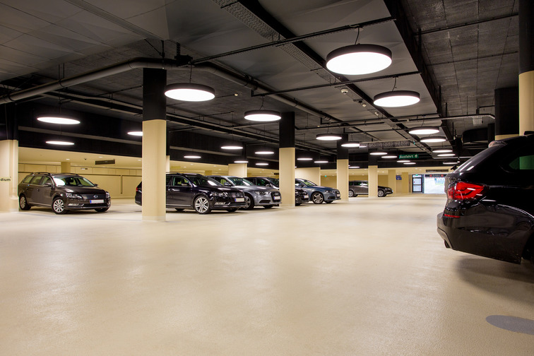 Sikafloor® systems for car park garage floor