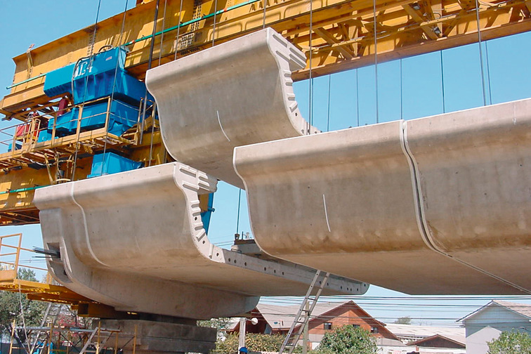 Sika's wet and semi-dry precast concrete products