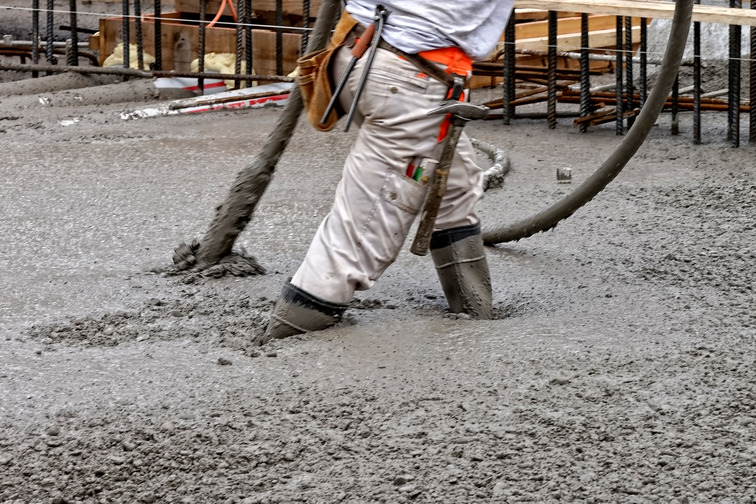 Concrete admixtures for ready-mixed and site-mixed concrete