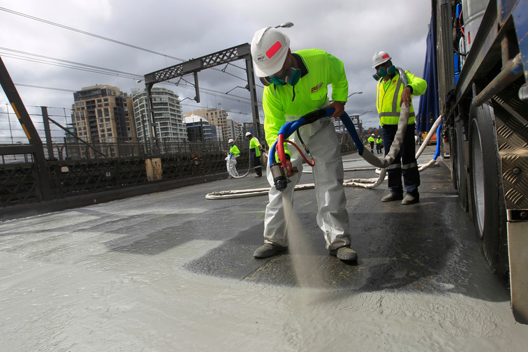 Sika's Liquid applied Waterproofing and roofing membrane