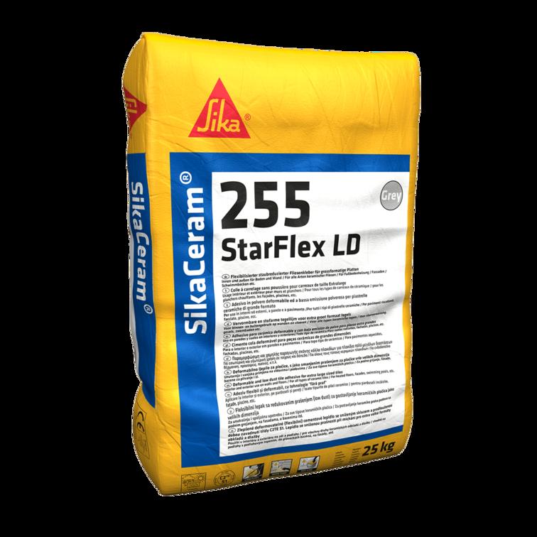 SikaCeram®-255 StarFlex LD