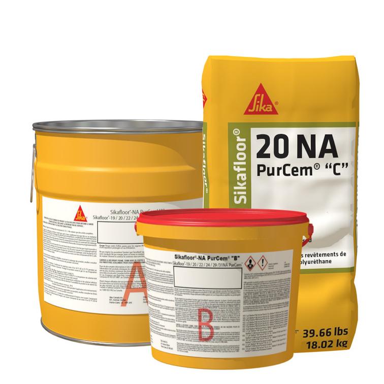 Sikafloor®-20 PurCem®