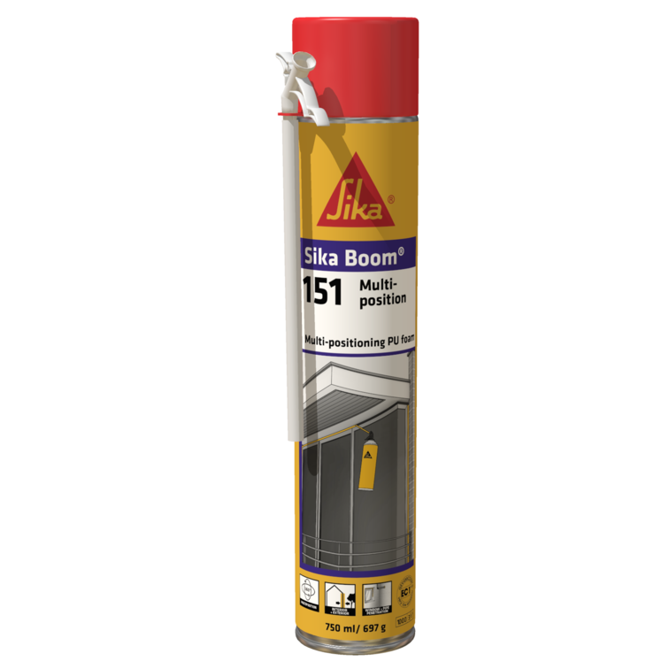 Sika Boom®-151 Multiposition