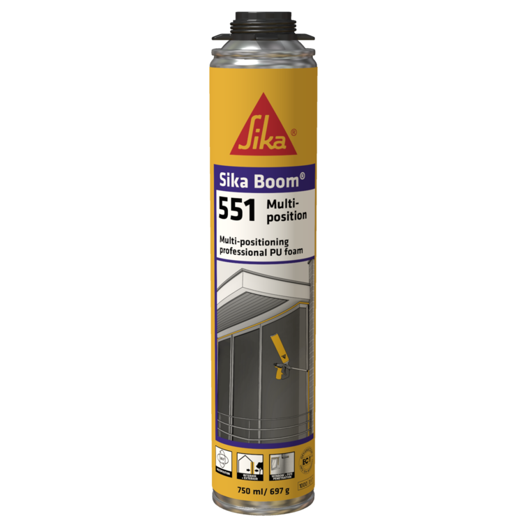 Sika Boom®-551 Multiposition