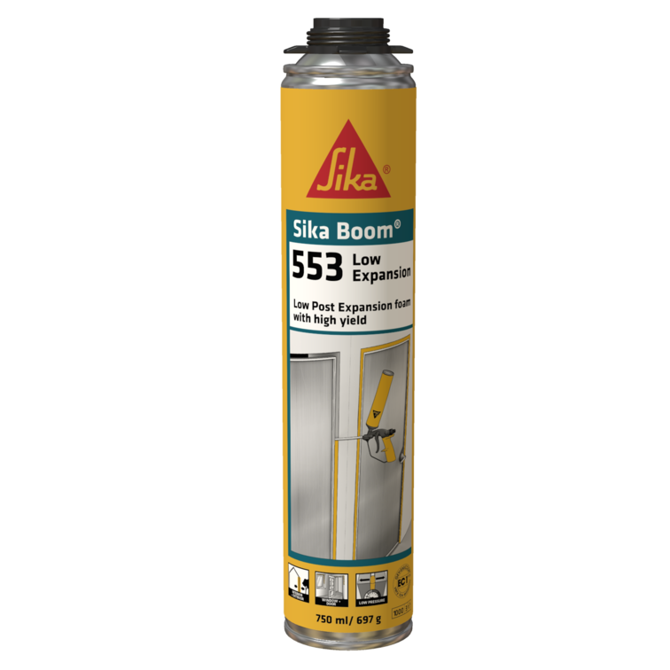 Sika Boom®-553 Low Expansion
