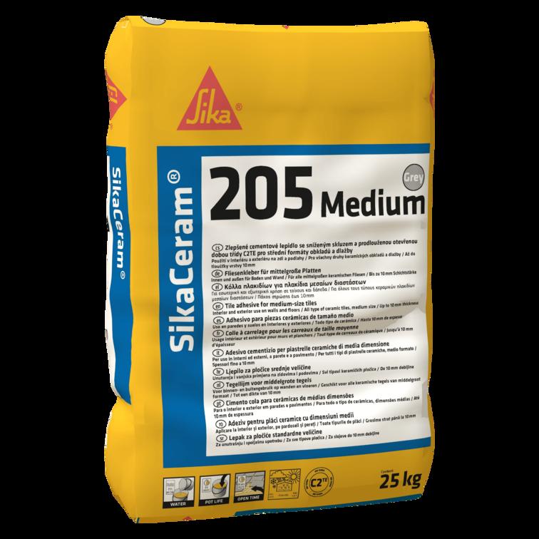 SikaCeram®-205 Medium White