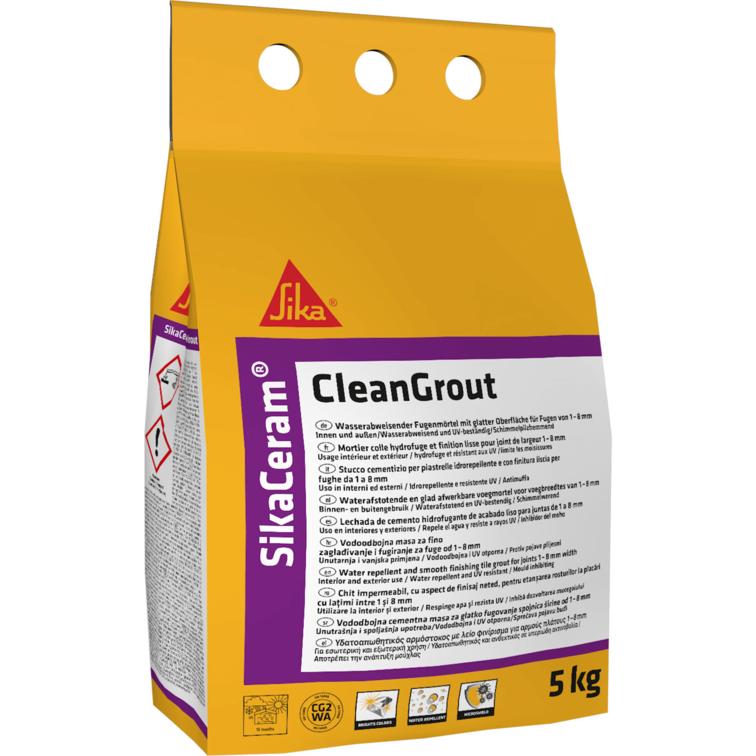 SikaCeram® CleanGrout