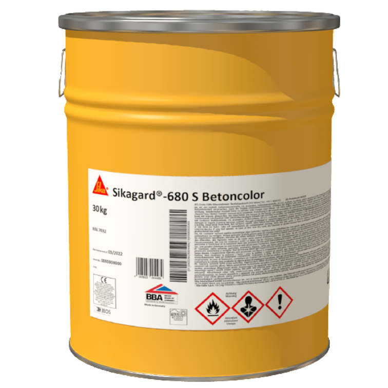 Sikagard®-680 S Betoncolor
