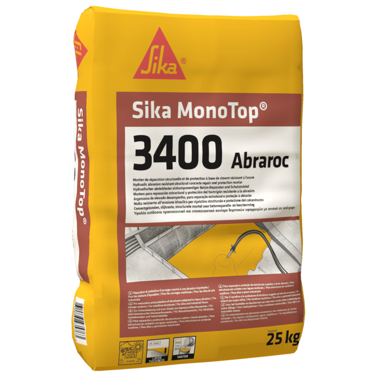 Sika MonoTop®-3400 Abraroc