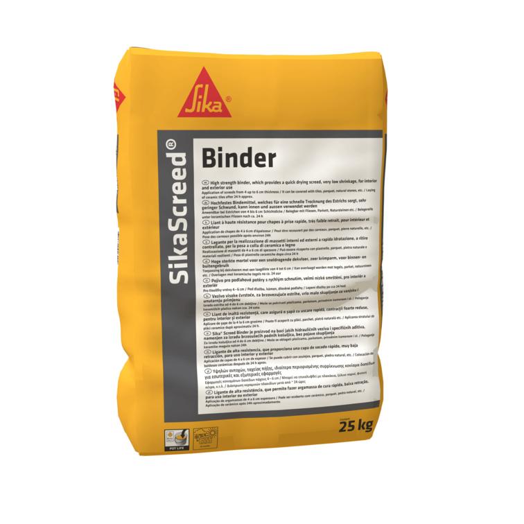 SikaScreed® Binder