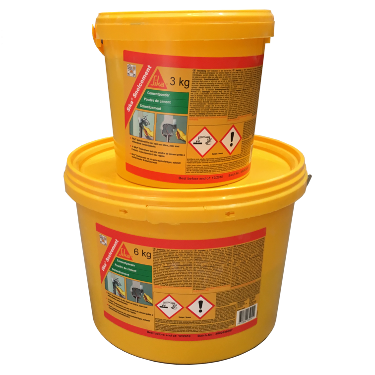 Sika® Snelcement