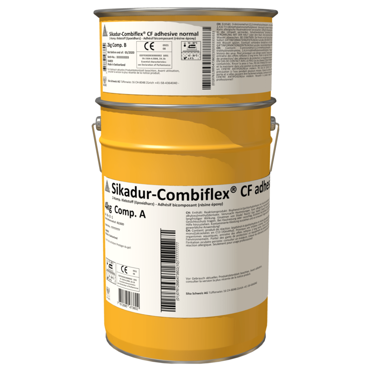 Sikadur-Combiflex® CF Adhesive Normal