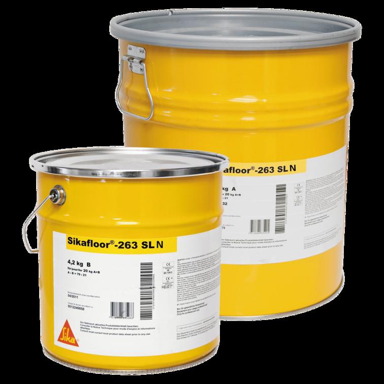 Sikafloor®-263 SL N