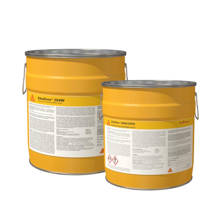 Sikafloor®-304 W Matt