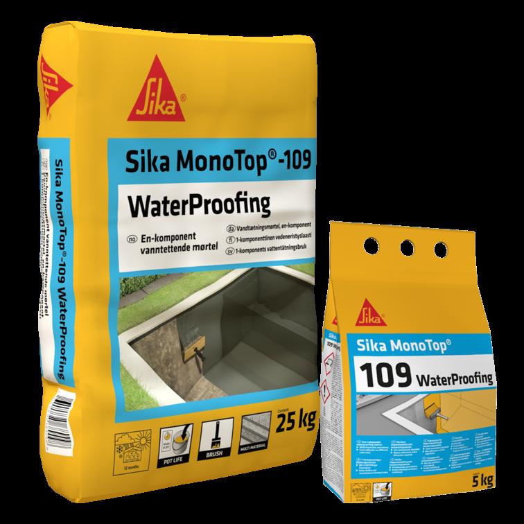 Sika MonoTop®-109 WaterProofing