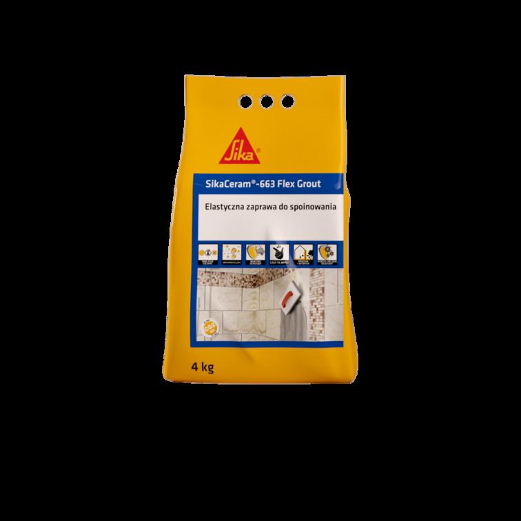 SikaCeram®-663 Flex Grout