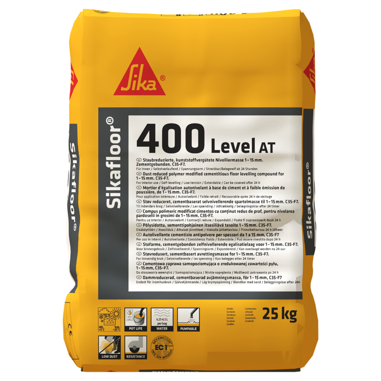 Sikafloor®-400 Level AT