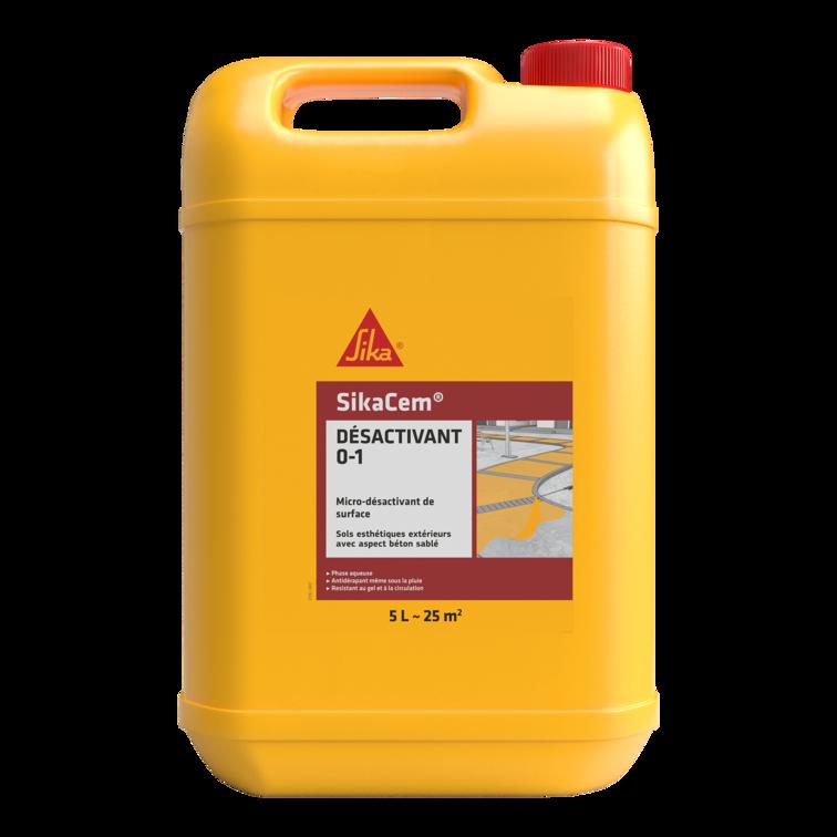 SikaCem® Désactivant 0-1