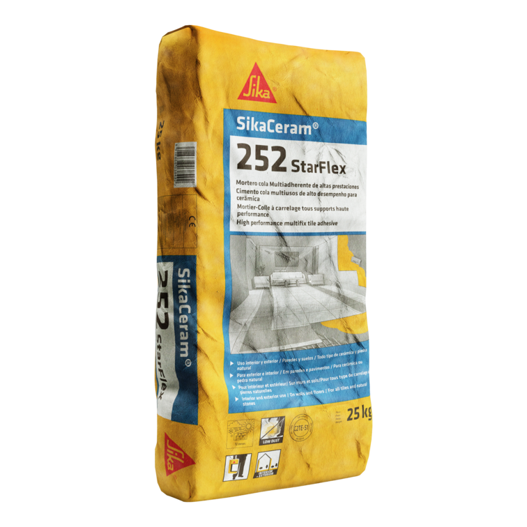 SikaCeram®-252 StarFlex